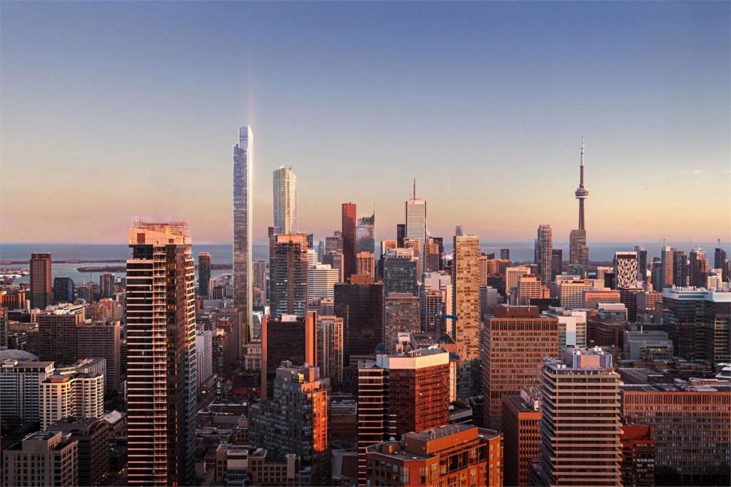 Yonge Street Living Tower in Toronto