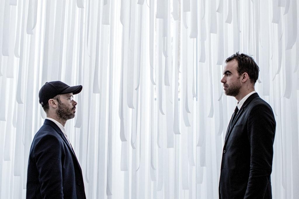 Daniel Arsham and Alex Mustonen